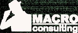 Макроконсалтинг логотип