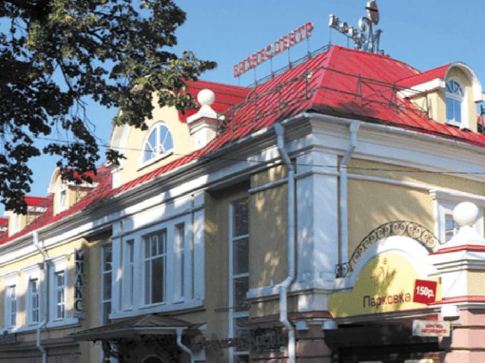 Бизнес-центр А класса во Владимире